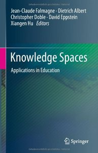 Cover of Knowledge Spaces: Applications in Education