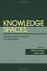 Cover of Knowledge Spaces: Theories, Empirical Research, Applications