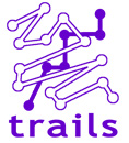 Logo trails